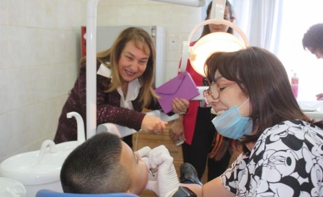 Bakanlık,  koruyucu diş sağlığı hizmeti başlattı