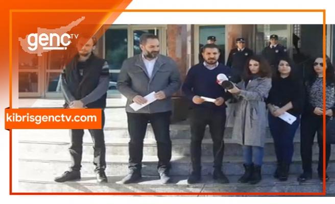 """Basın-Sen: """"Baybars basın emekçilerinden özür dilemeli"""""""