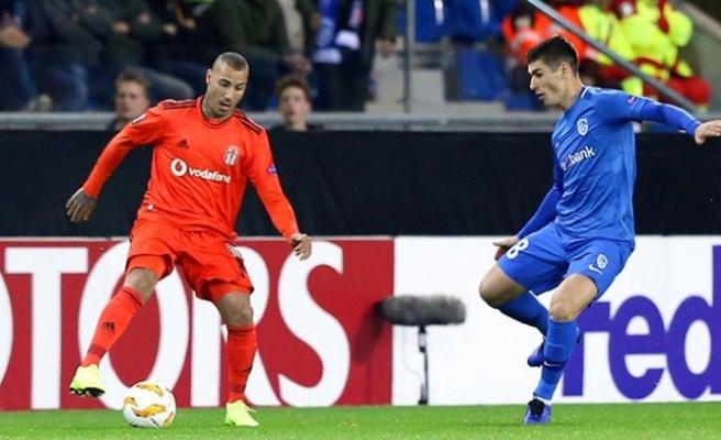 Beşiktaş 1 puanla dönüyor