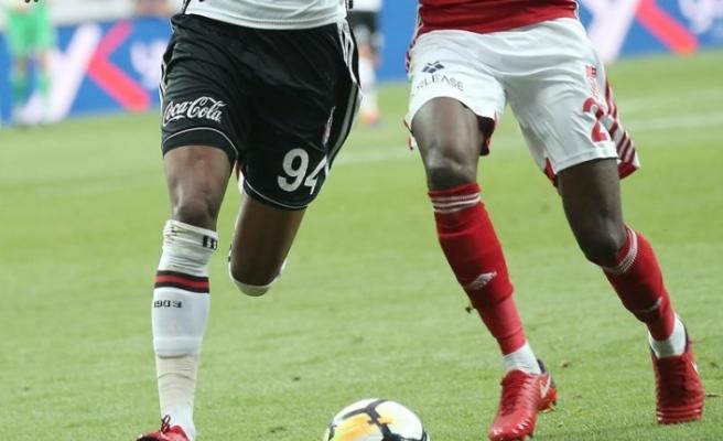 Beşiktaş ile Sivasspor 25. randevuda