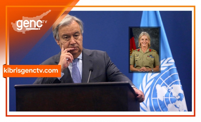 BM'den Kıbrıs Barış Gücü komutanlığına yeni atama