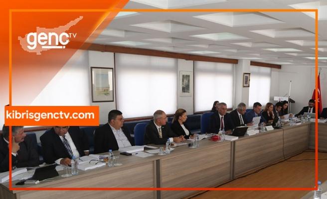 Bütçe komitesinin bugünkü toplantısı tamamlandı