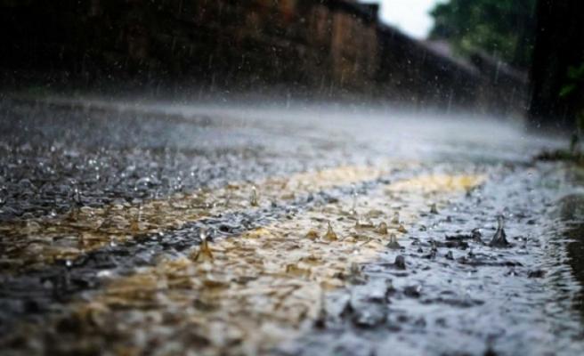 En fazla yağış Vadili'ye düştü