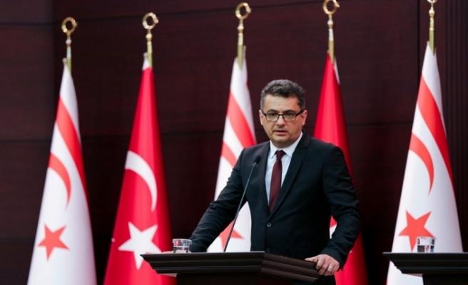 Erhürman:Kıbrıs Türk Halkı kendi kendini yönetme iradesine sahiptir