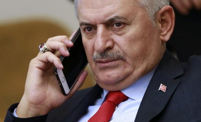 Ersin Tatar'ı telefonla arayarak tebrik etti