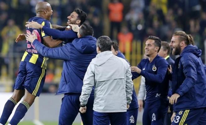 Fenerbahçe'den 5 hafta sonra galibiyet