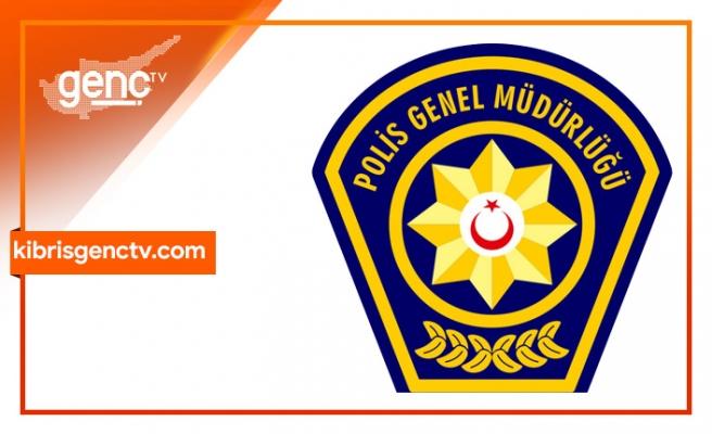 Girne'de hırsızlık...5 kişi tutuklandı