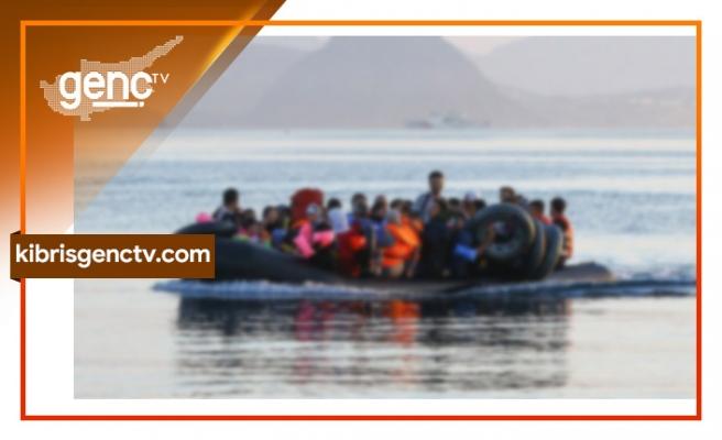 Güneyde 47 Suriyeli göçmen