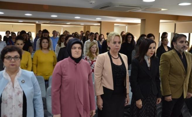 """""""Kadına Karşı Şiddeti Önleme Konferansı"""""""