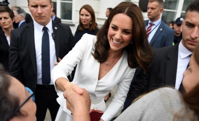 Kate'in makyaj sırrı