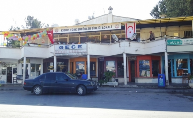 Kıbrıs Türk Şoförler Birliği Derneği Lokali açılışı