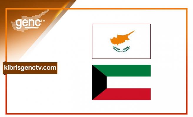 Kuveyt ile anlaşma imzaladılar