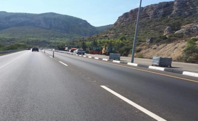 Lefkoşa – Girne Anayolu açıldı