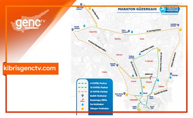 Lefkoşa Türk Belediyesi'nden Maraton duyurusu