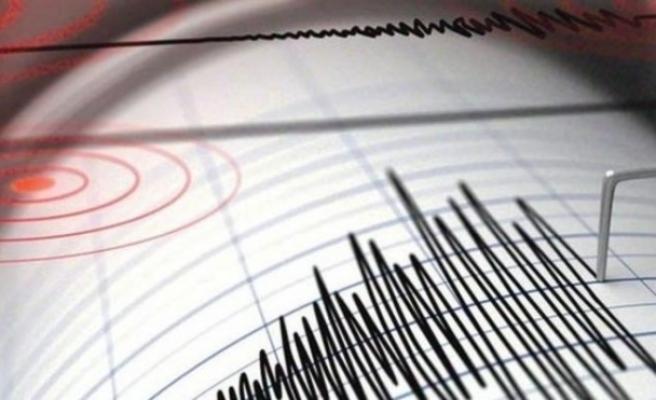 Marmara'da bu sabah deprem meydana geldi