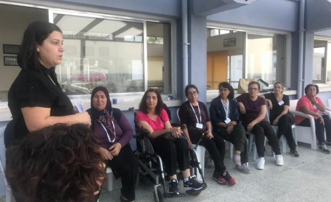 MS hastaları uzmanlarla buluştu, aktivitelere katıldı