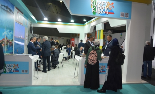 MÜSİAD EXPO, Ataoğlu'nun katılımıyla İstanbul CNR Expo'da başladı