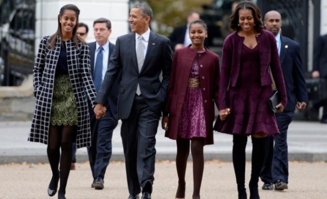 Obama ailesi servetine servet kattın