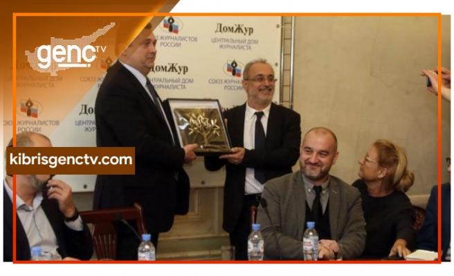 Rum ile Rus Gazeteciler Birliği işbirliği protokolü imzalandı