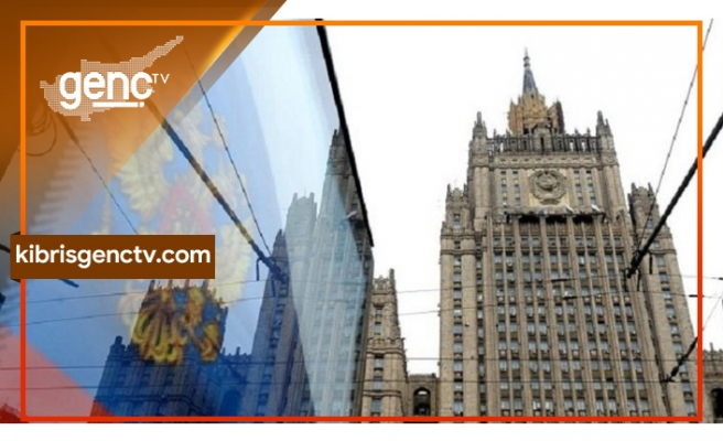 Rusya'dan Rum  Büyükelçiliğine nota
