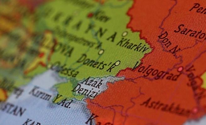 Rusya Ukrayna savaş gemilerine ateş açtı
