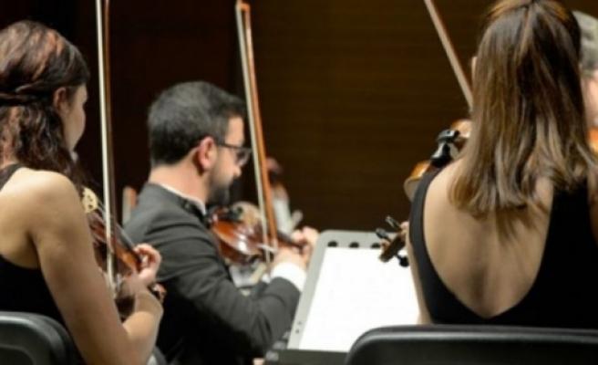 Senfoni Orkestrası, Gazimağusa'da müzikseverlerle buluştu