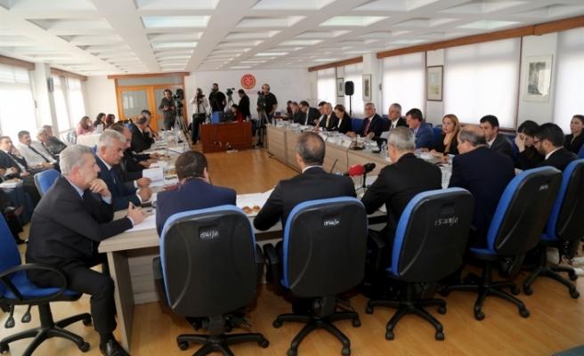 Sivil Savunma bütçesine komiteden onay