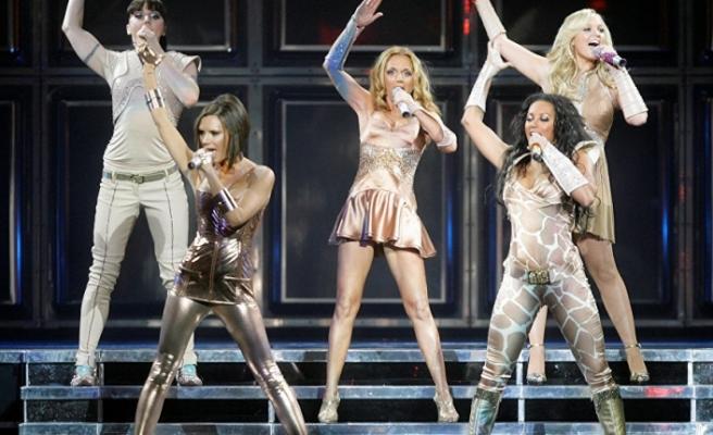 Spice Girls sahnelere geri dönüyor