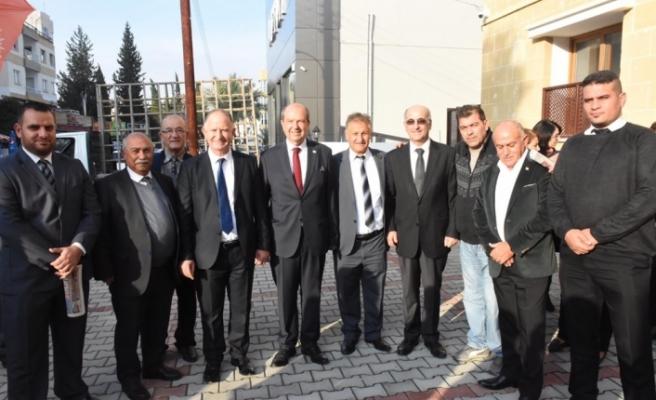 Tatar:Çok çalışıp başaracağız