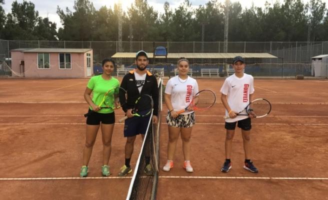 Teniste 1.hafta maçları