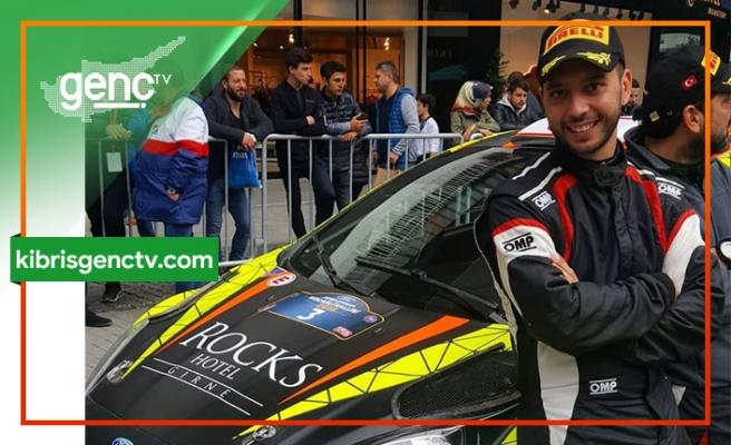 Türkiye Ralli şampiyonasının 3.sü oldu