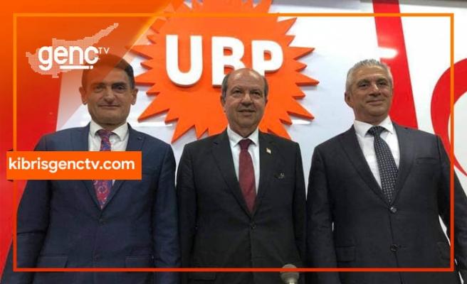 UBP'nin yeni Genel Sekreteri Hasan Taçoy