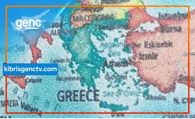 """Yunan polis ajandalarında """"Kuzey Kıbrıs"""" krizi"""