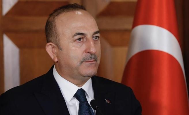 """""""ABD'nin Suriye'den çekilmesi bölücü gündeme hizmet etmemeli"""""""