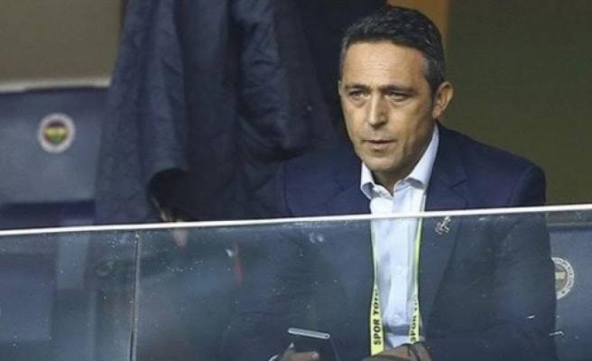 Ali Koç'dan futbolculara ceza...Otobüsle dönüyorlar