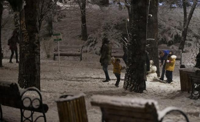 Ankara'da okullar tatil