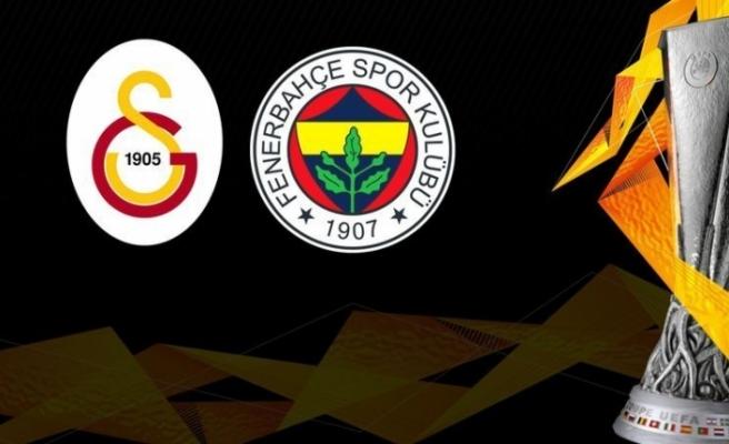Avrupa Ligi'nde Galatasaray ve Fenerbahçe'nin rakipleri belli oldu
