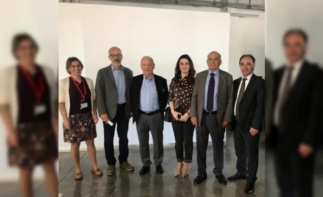 Azerbaycan Devlet Ressamlık ve Sanat Akademisi yöneticilerini ağırladıLar