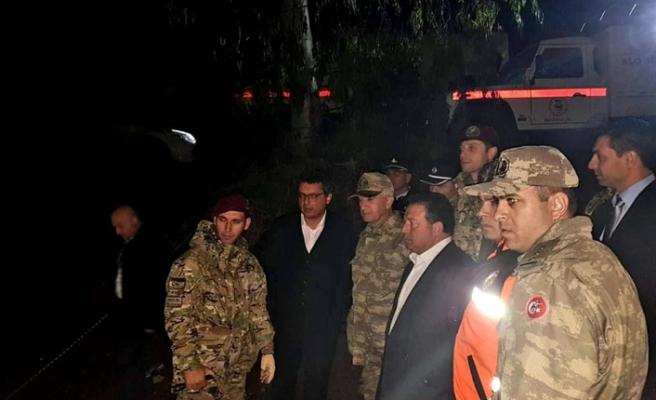 Başbakanlık afet ve acil durum yönetim merkezi de açıklama yaptı