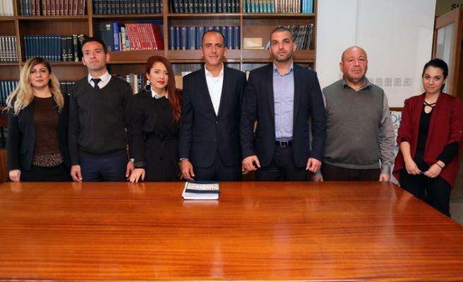 Başkan yeniden Batu Beyit