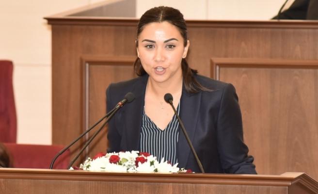 """Baybars: """"Karpaz'daki araziyle ilgili karar, idare hukuku prensiplerine aykırı değil"""""""