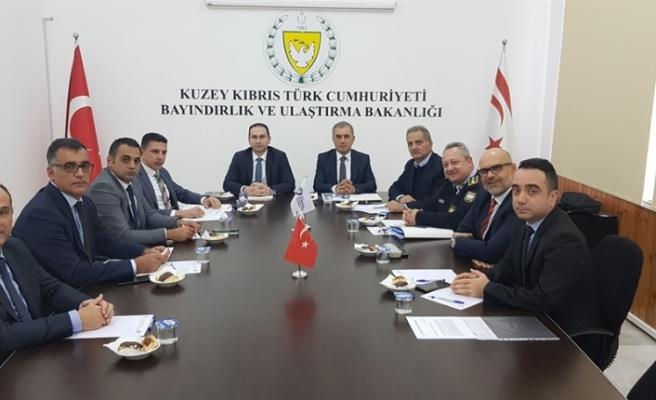 Bayındırlık ve Ulaştırma Bakanlığı'nda protokol imzalandı