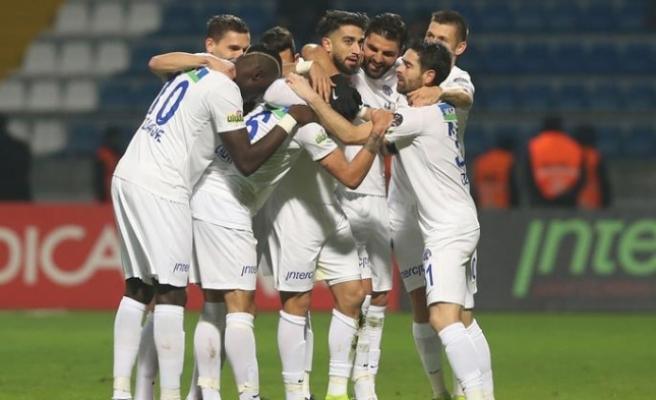 Beşiktaş'tan puan kaybı