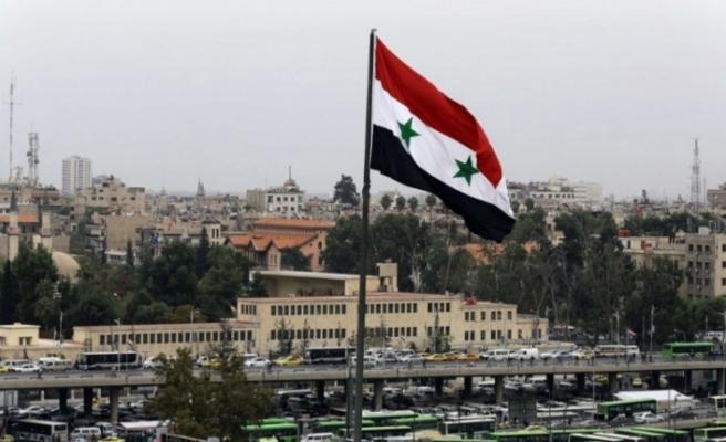 Birleşik Arap Emirlikleri Şam Büyükelçiliğini yeniden açtı