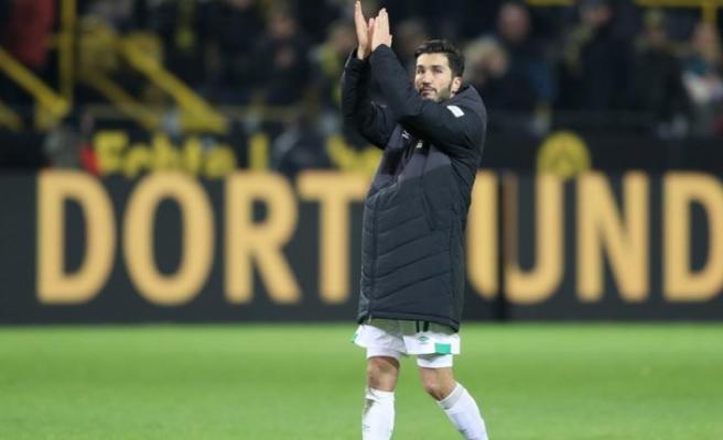 Borussia Dortmund'dan Nuri Şahin'e teşekkür