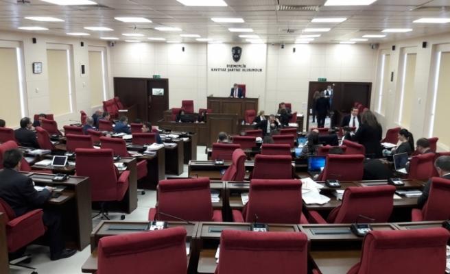Bütçe Yasa Tasarısı görüşmelerine bugün de devam ediyor