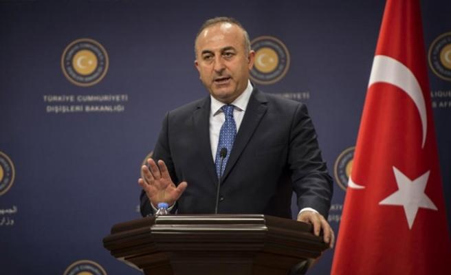 """Çavuşoğlu: """"Aldığımız Kararlar Sayesinde ABD, Suriye'den Çekildi"""""""