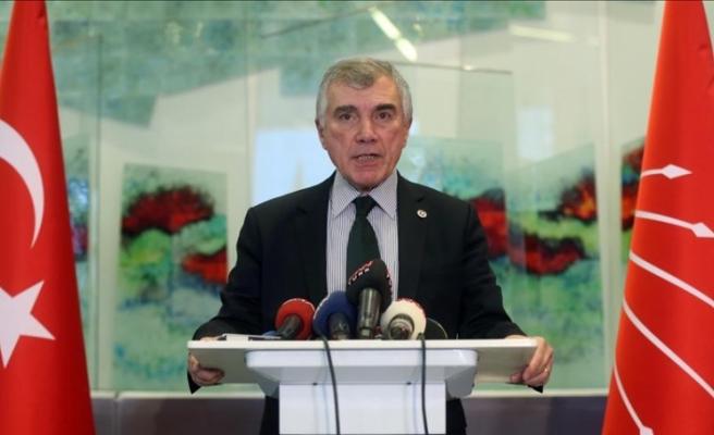 CHP'den Kıbrıs açıklaması