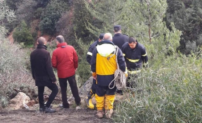 Ciklos'taki cesedin kimliği henüz belirlenemedi