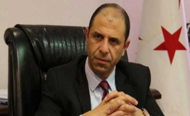Dışişleri Bakanı Özersay'dan, Netanyahu'ya tepki